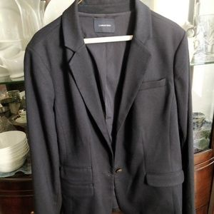 Navy blue Lands End Blazer